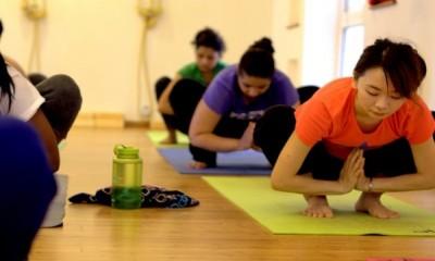 Heart's friend in Ancient Practice: Yoga