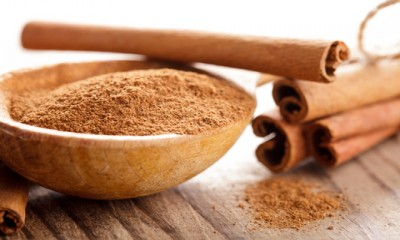 Various health benefits of cinnamon