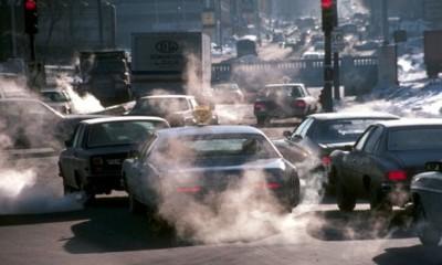 AIR POLLUTION - A curse on our Earth